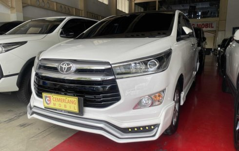 Toyota Kijang Innova V 2019 Putih