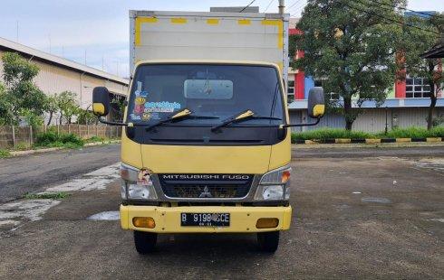 Mitsubishi Colt Diesel 3.9 FE 73 110PS Box Allumunium 2016 Wrn Kuning Siap Pakai Terawat