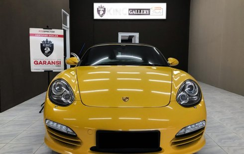 PORSCHE BOXSTER 2.9 AT KUNING 2011