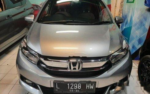 Jual mobil bekas murah Honda Mobilio E 2018 di Jawa Timur