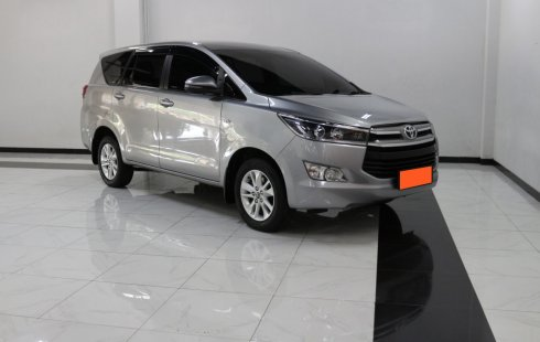 Toyota Innova 2.0 V AT 2018 Silver