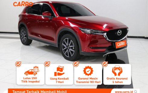 Mazda CX-5 Elite Skyactiv AT 2019 Merah