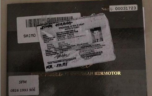 Jual Daihatsu Sirion D FMC 2014 harga murah di DKI Jakarta