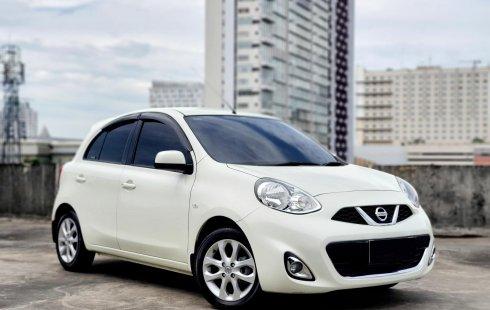 Nissan March 1.2L XS AT 2016 Putih
