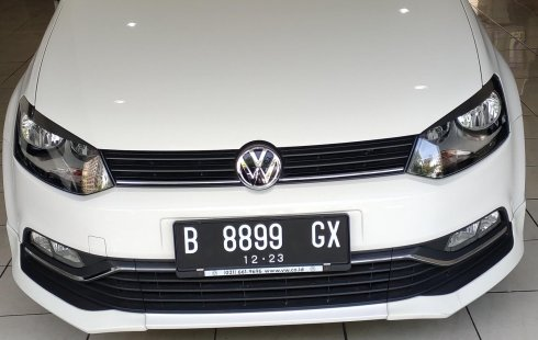 Volkswagen Polo 1.2 GT TSI AT 2018 antik KM 6,586 Asli