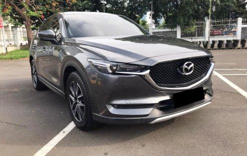 Mazda CX-5 Elite 2017 Abu-abu PAKAI 2018