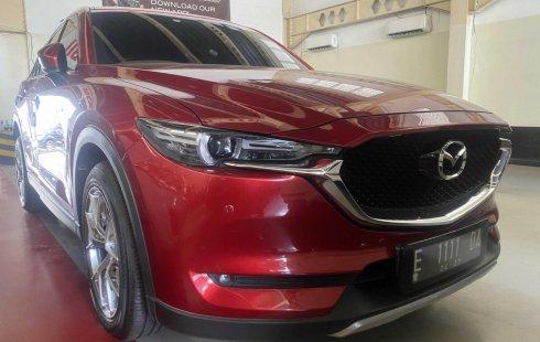 Mazda CX-5 Elite 2017 Merah