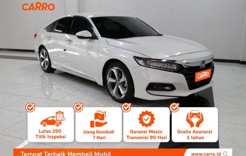 Honda Accord 1.5 EL Turbo AT 2020 Putih