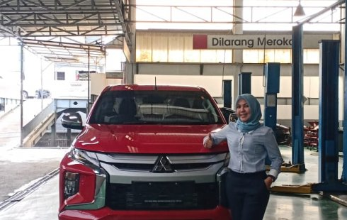 Promo Ramadan Mitsubishi Triton 2021