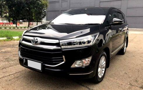 Toyota Kijang Innova V BENSIN AT 2018 Hitam