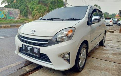 Jual mobil Toyota Agya 2014 , Jawa Barat, Kab Bogor
