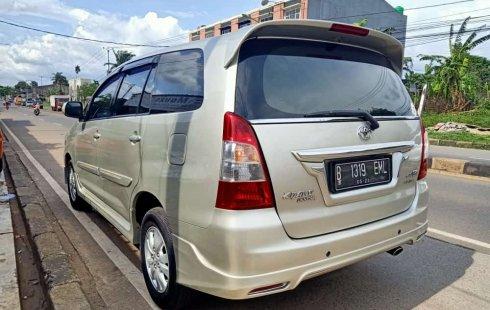 Toyota Kijang Innova G Luxury 2013