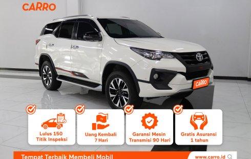 Toyota Fortuner 2.4 VRZ TRD AT 2018 Putih
