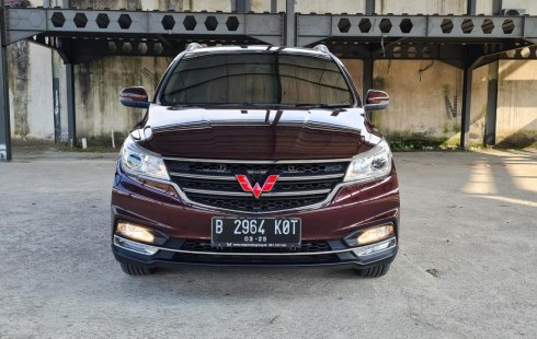 Wuling Cortez 1.5 C MT 2019 Wrn Merah Low KM Like New TDP 30Jt