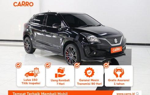 Suzuki Baleno Hatchback MT 2019 Hitam
