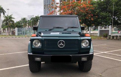 Mercedes-Benz G-Class G300 1997 Hijau