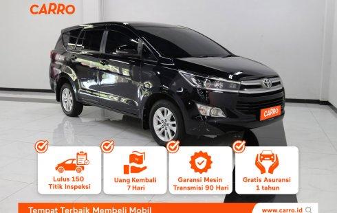 Toyota Innova 2.4 V AT 2019 Hitam