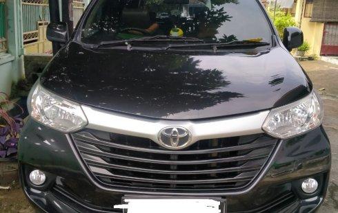 Jual Toyota Avanza 1.3E MT 2017 Hitam