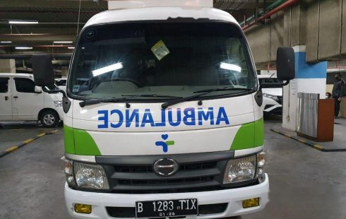 DKI Jakarta, jual mobil Hino Dutro 2014 dengan harga terjangkau