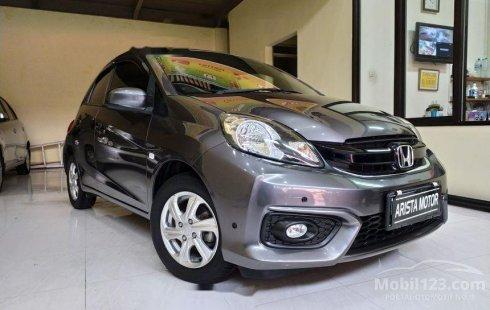 Jawa Timur, jual mobil Honda Brio Satya E 2018 dengan harga terjangkau