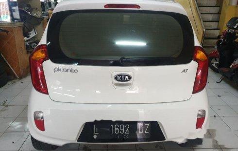 Jual mobil bekas murah Kia Picanto SE 2 2013 di Jawa Timur