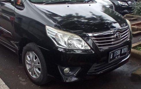 Toyota Kijang Innova 2013 Banten dijual dengan harga termurah