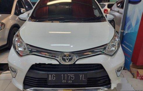 Jawa Timur, jual mobil Toyota Calya G 2017 dengan harga terjangkau