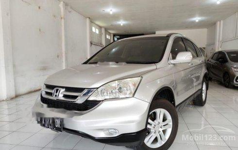 Jual cepat Honda CR-V 2.4 i-VTEC 2011 di Banten