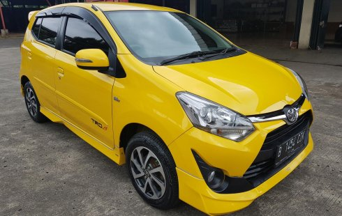 Toyota All New Agya 1.2 G TRD Sportivo Mt Kuning