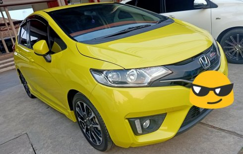 Honda Jazz RS CVT 2016 Kuning