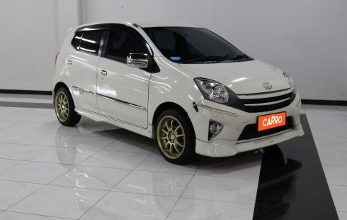 Toyota Agya 1.0 G TRD Sportivo MT 2016 Putih