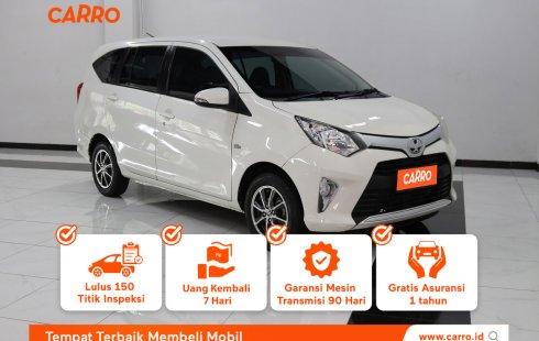Toyota Calya G MT 2017 Putih