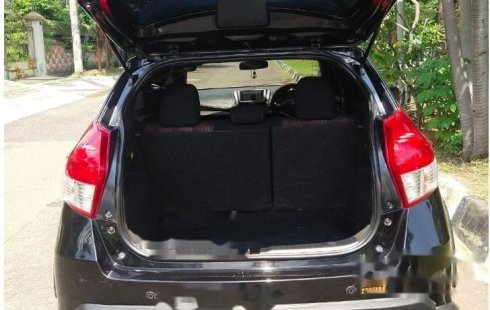 Jual mobil bekas murah Toyota Yaris TRD Sportivo Heykers 2017 di Jawa Timur
