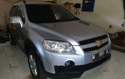 Jawa Timur, Chevrolet Captiva LT 2008 kondisi terawat