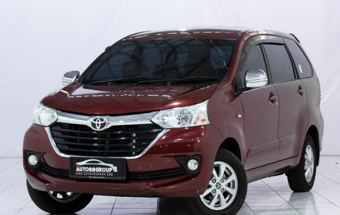 TOYOTA AVANZA RED 2017
