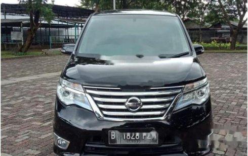 Jual mobil bekas murah Nissan Serena Highway Star 2017 di Jawa Barat