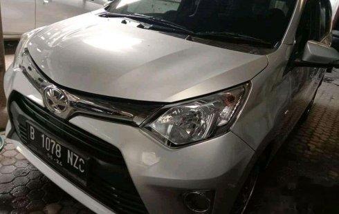 Banten, Toyota Calya G 2019 kondisi terawat