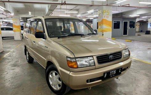 Jual cepat Toyota Kijang LGX 1999 di DKI Jakarta