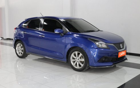 Suzuki Baleno Hatchback AT 2017 Biru