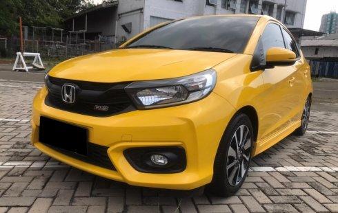 Honda Brio RS 2019 Kuning
