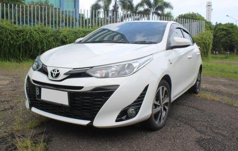 Toyota Yaris G 2019 Putih
