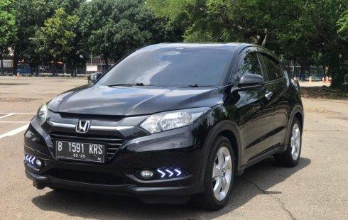 Honda HR-V E 2015 Hitam