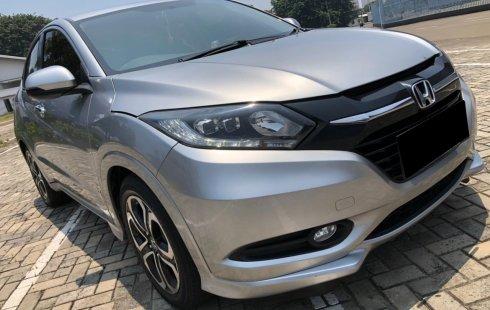 Honda HR-V 1.8L Prestige 2016 Silver