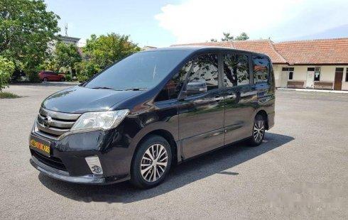 Jual mobil bekas murah Nissan Serena Highway Star 2013 di Jawa Timur