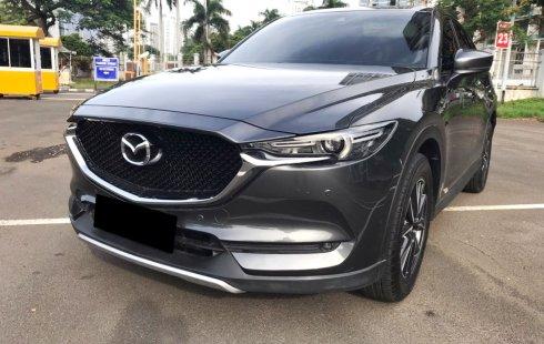 Mazda CX-5 Elite AT 2017 Abu-abu PAKAI 2018