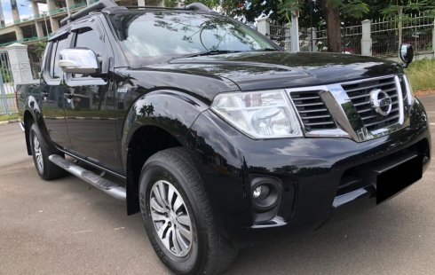 Nissan Frontier Dual Cab 2013 Hitam