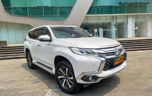 Jual mobil bekas murah Mitsubishi Pajero Sport Dakar 2018 di DKI Jakarta