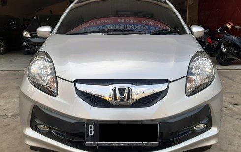 Honda Brio E 1.2 AT 2014 KM 40rb DP15