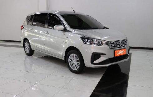 Suzuki Ertiga GL AT 2018 Silver