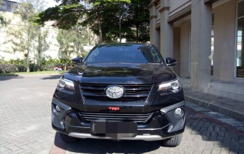 Jual cepat Toyota Fortuner TRD 2018 di DKI Jakarta